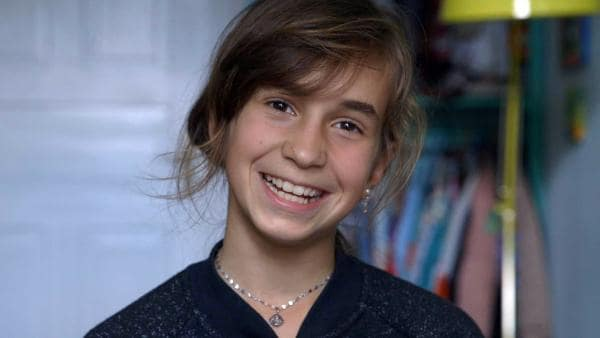 Der 11-jährigen Dascha fliegen die Herzen zu, wenn sie auf dem Dancefloor ihre coolsten Moves zeigt. | Rechte: ZDF/Tobias Tempel