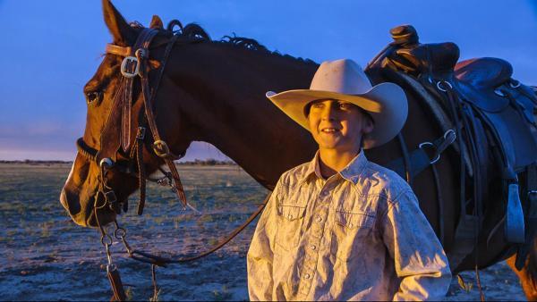 Crowley - Jeder Cowboy braucht sein Pferd   Rechte: ZDF