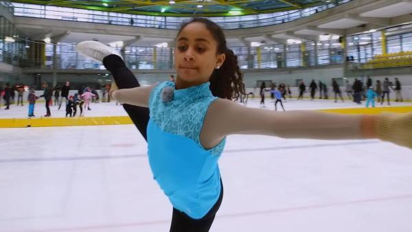 Mekdelawit - Die Eisprinzessin aus Äthiopien | Rechte: ZDF