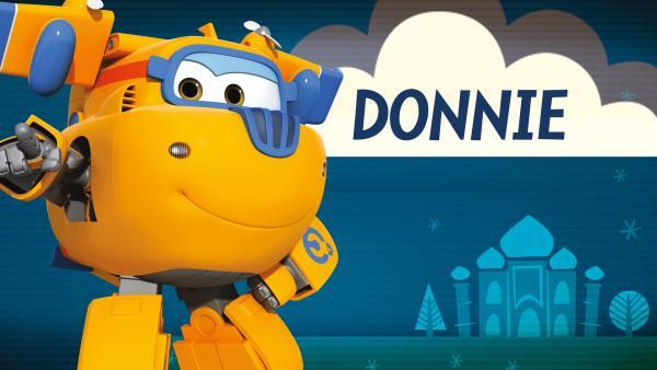 Donni von den Super Wings | Rechte: KiKA/FunnyFlux/QianQi/EBS/CJ E&M