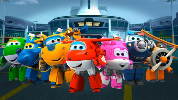 Die Super Wings