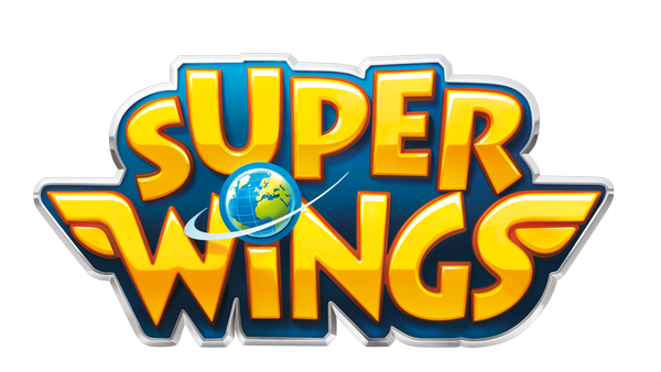 Logo Super wings