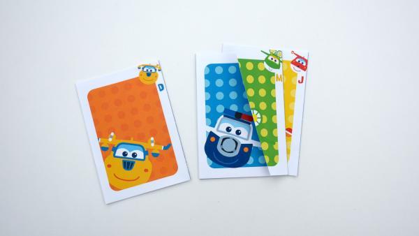 Kartentrick | Rechte: KiKA