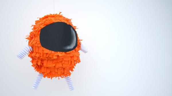 fertige Piñata | Rechte: KiKA