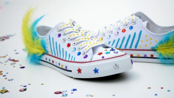 Schuhe | Rechte: KiKA
