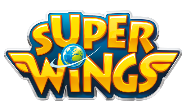 "Logo: ""Super Wings"""
