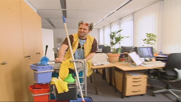 Tom als Putzfrau | Rechte: kika
