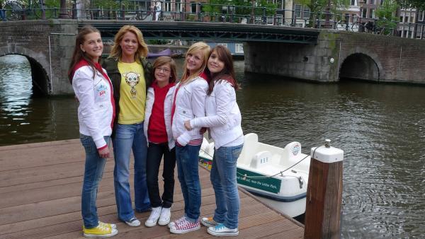 TANZALARM! - Auf Europatour in den Niederlanden (Amsterdam) | Rechte: KI.KA/ZDF/MingaMedia