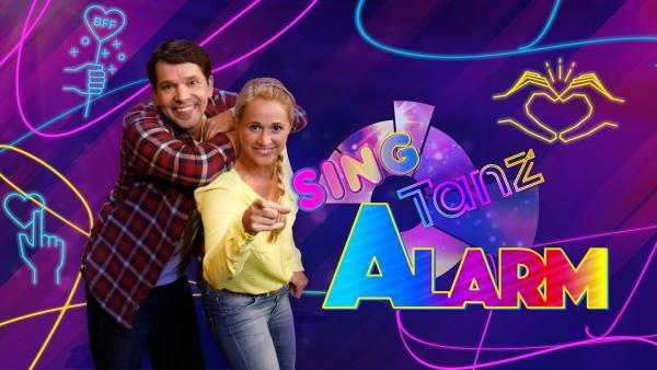 Sing- und TanzAlarm - die Mitmachshow | Rechte: KiKA