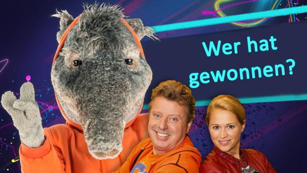 A-E-I-O-U: Tanz den Tapir | Rechte: KiKA/ Olivia Hanse