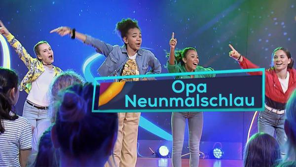 Opa Neunmalschlau | Rechte: KiKA