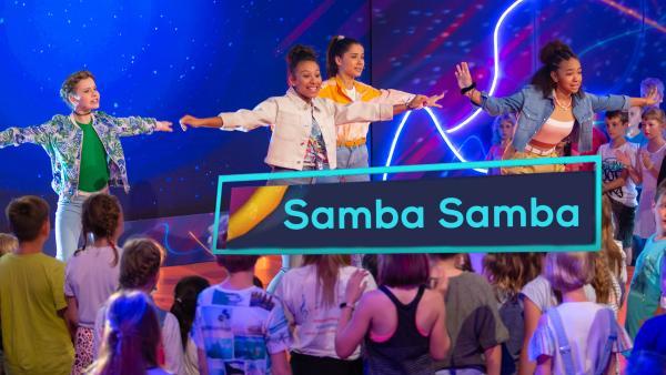 Samba Samba | Rechte: KiKA