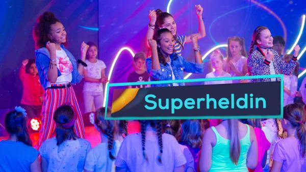 Superheldin | Rechte: KiKA