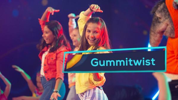 Gummi-Twist | Rechte: KiKA