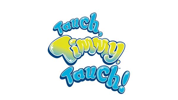 "Logo: ""Tauch, Timmy, Tauch!"""