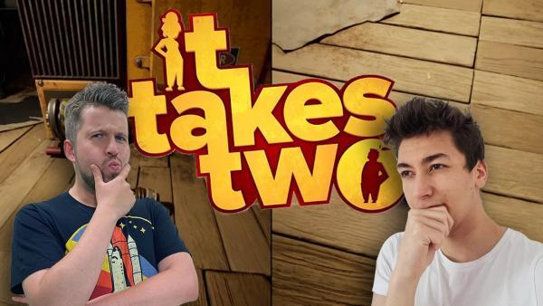Tim vs. Sinan - ist It Takes Two wirklich so gut? - Team Timster | Rechte: KiKA / Jonas Armbruster