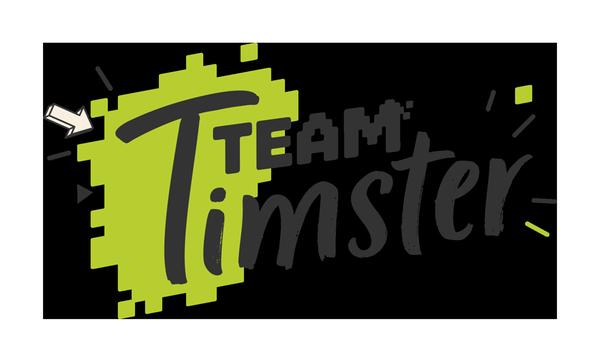 "Sendungslogo von ""TeamTimster"" | Rechte: KiKA"