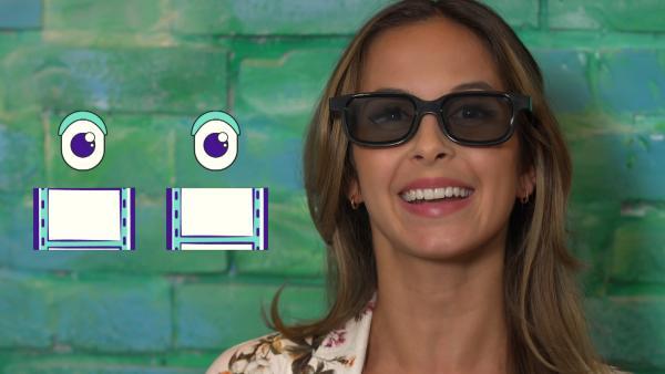 Soraya erklärt dir, wie das mit dem 3D-Sehen funktioniert.