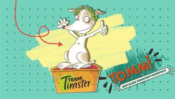 TOMMI - Der Kindersoftwarepreis