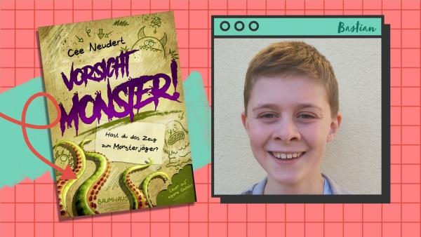 Team Timster Buchtester Bastian | Rechte: KiKA