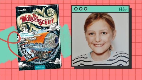 Team Timster Buchtesterin Ebba | Rechte: KiKA