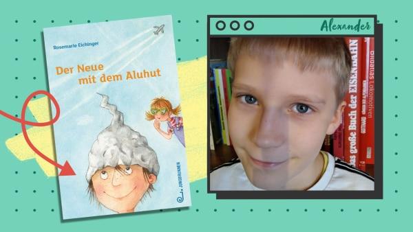 Timster Buchtester Alexander | Rechte: KiKA