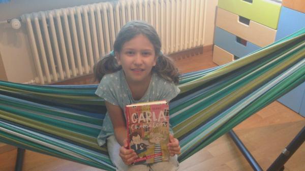 Carla Chamäleon: Oh Schreck, ich bin weg! | Rechte: KiKA