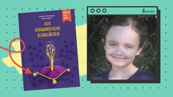 Team Timster Buchtesterin Renée | Rechte: KiKA