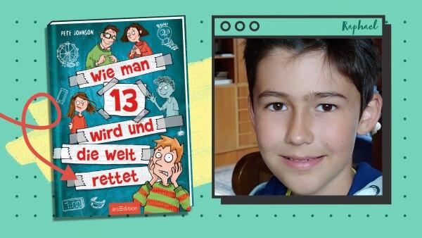 Team Timster Buchtester Raphael | Rechte: KiKA