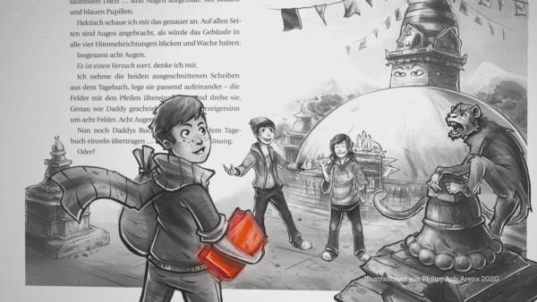 Explorer Team | Rechte: KiKA