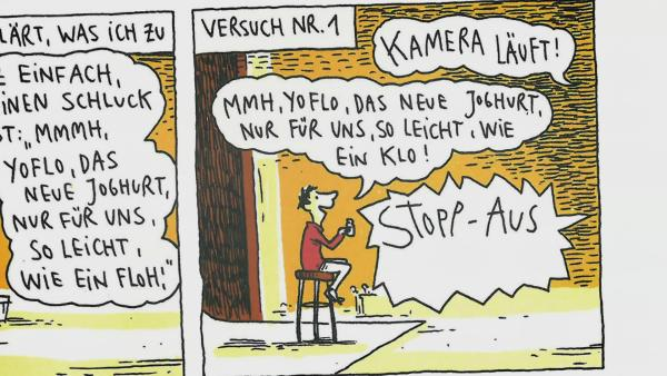 Toni - Und alles nur wegen Renato Flash | Rechte: Beltz Verlag / Philip Waechter