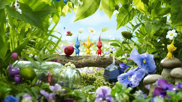 Tim_Tes_Pikmin3 | Rechte: Nintendo of Europe GmbH