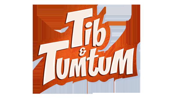 "Logo: ""Tib & Tumtum""  | Rechte: KiKA / hr"