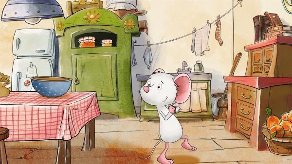 Tilda in ihrer Küche.   Rechte: MDR/WunderWerk