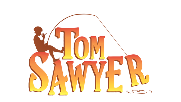 "Logo: ""Tom Sawyer""  