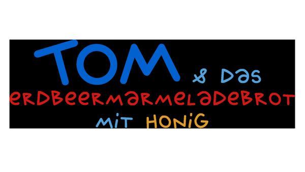 TOM und das Erdbeermarmeladebrot mit Honig, Logo | Rechte: KiKA/ ARD / BR / SWR / WDR