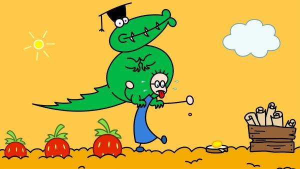 TOM und das Krokodil | Rechte: SWR