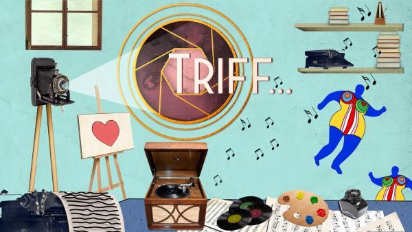 Triff berühmte Künstlerinnen | Rechte: KiKA