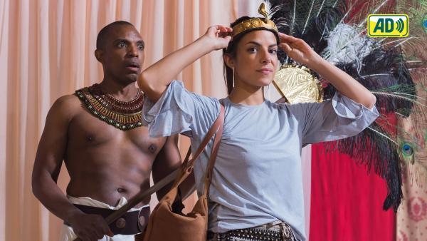 Kleopatra - AD | Rechte: KiKA
