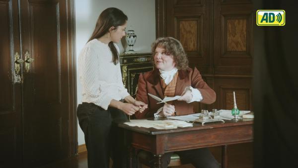 Goethe - als Hörfilm | Rechte: KiKA