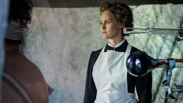 Marie Curie: Physikerin, Chemikerin und erste Frau mit zwei Nobelpreisen. | Rechte: KiKA/Sabine Finger