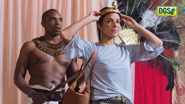 Kleopatra - DGS  | Rechte: KiKA