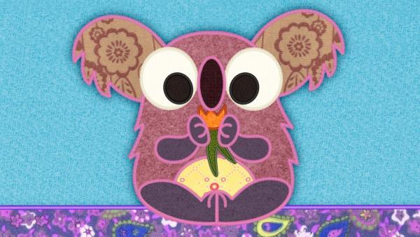 Der Koala auf meiner Schmusedecke ist so hungrig! Werden ihm seine Freunde bei diesem Problem helfen können? | Rechte: rbb/Studio FILM BILDER