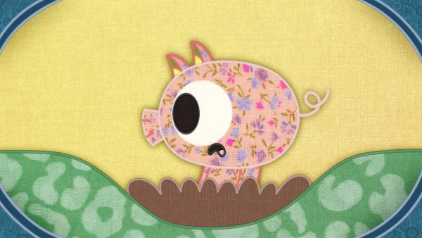 Das Schwein auf meiner Schmusedecke | Rechte: rbb/Studio FILM BILDER