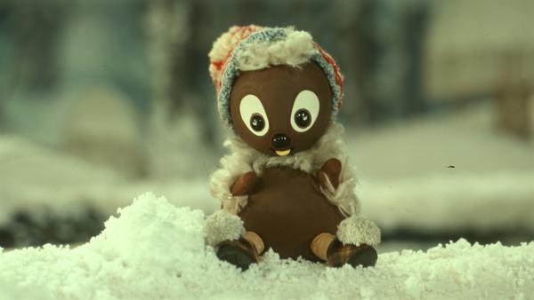 Auch Pitti liebt Schnee. | Rechte: rbb media