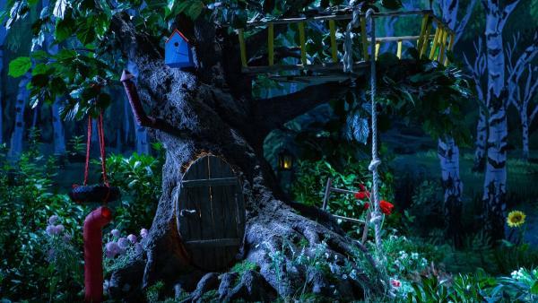 Es ist Schlafenszeit im Koboldland. | Rechte: rbb/Christian Merten