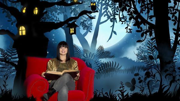 Märchen vorgelesen von Anna Fischer | Rechte: rbb/Hanna Boussouar