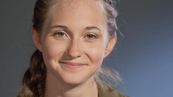 Mina (16) | Rechte: RBB/Dokfilm/Daniel Klaucke