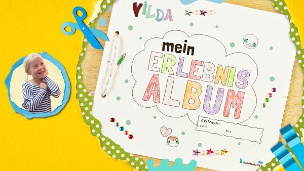 Erlebnisalbum | Rechte: KiKA