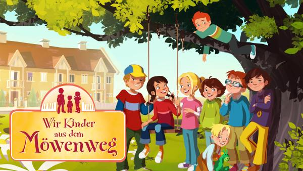 Wir Kinder aus dem Möwenweg auf zdftivi.de | Rechte: ZDF
